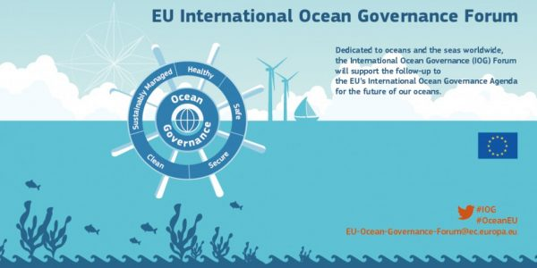 The International Ocean Governance forum attended by QUB